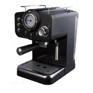 Кафемашина Arielli KM-501B, Мощност 1100 W, 15 бара, Черна